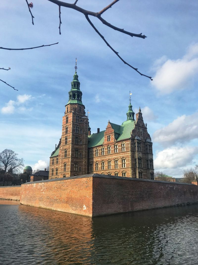 Rosenborg-Castle-Sightseeing-Copenhagen-itinerary