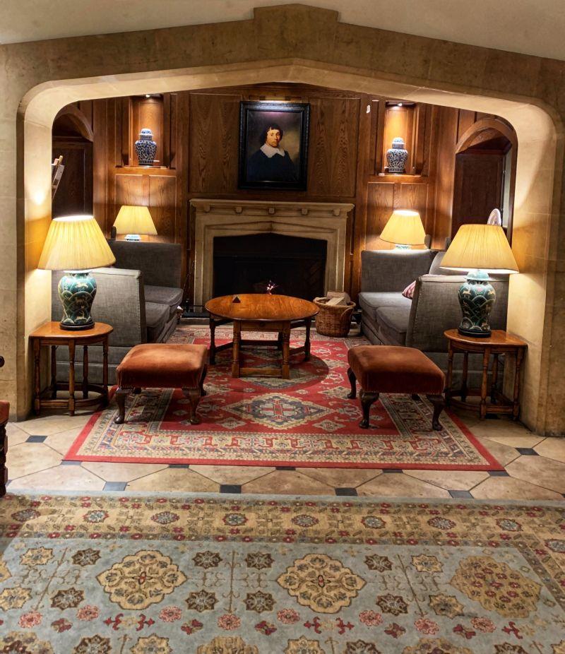 foyer Kettering Park Hotel