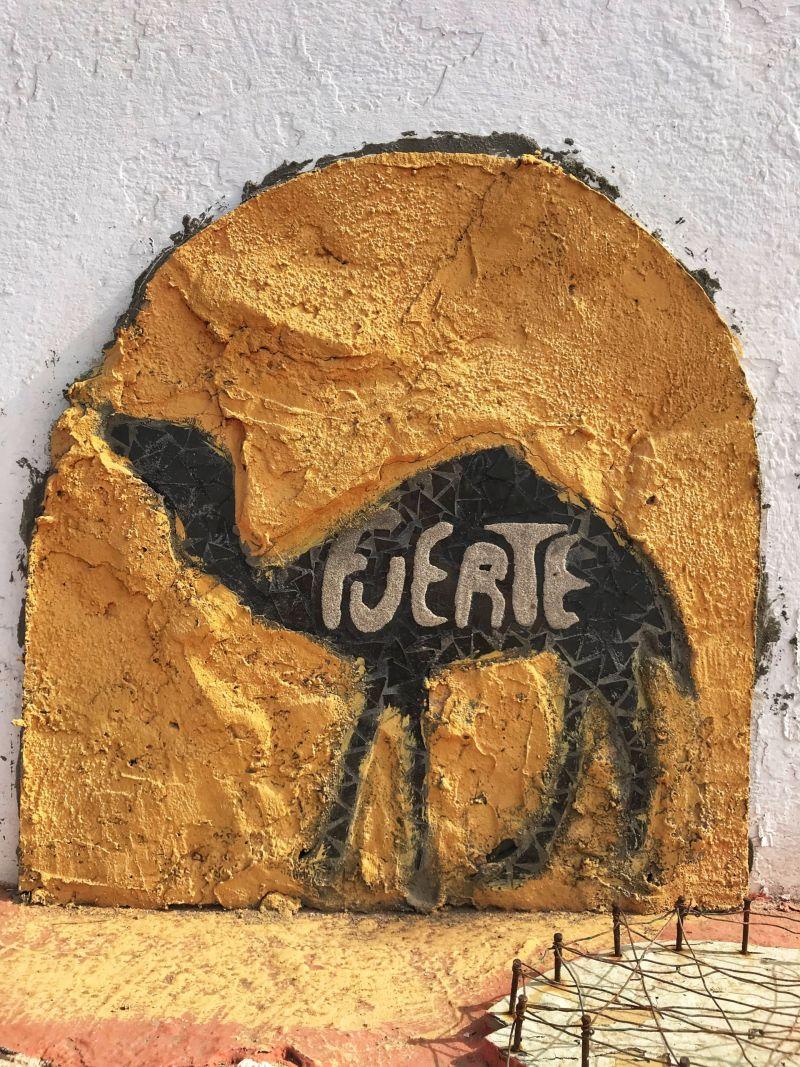 Fuerte-Camel-Sculpture