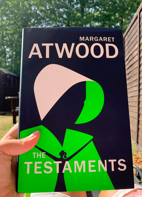 The Testaments Book Margaret Atwood