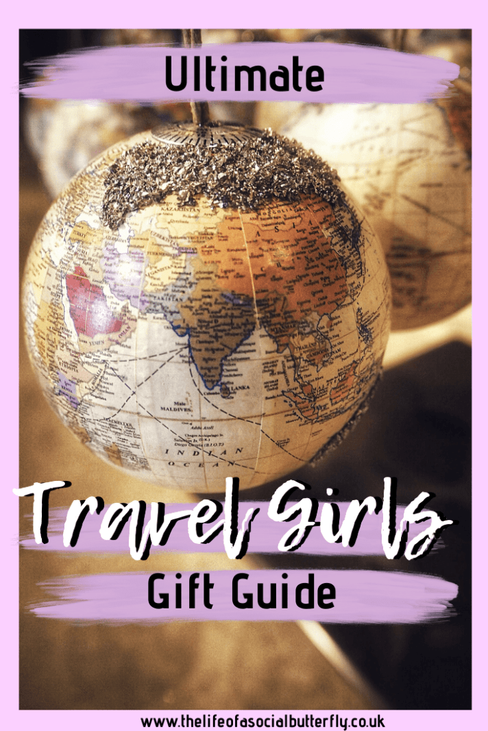 Searching for Christmas gifts for female travellers? Read my ultimate travel gifts for her to find gifts for when she's home or away. Whether you are looking for bestie gifts ideas, gifts for siblings or travel present ideas, this post has everything from small gifts, cute gifts for her and lots of travel present ideas. Click through to find the perfect gifts for women who travel! #giftsforworldtravelers  #giftguideforher #giftsfortravel #christmaspresentfortraveler #travelgiftideasforher