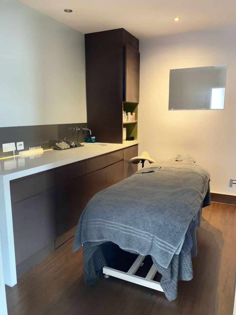 Spa treatment massage table benefits of an autumn spa break