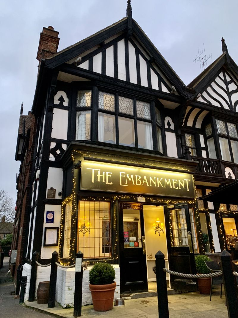 Review The Embankment Hotel Bedford Boutique Stay in Bedfordshire