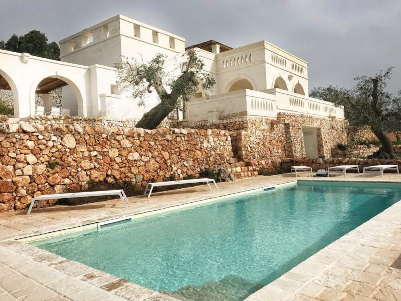 La Dolce Vita: An Italian Retreat at Corte dei Massapi Villa in Puglia Italy