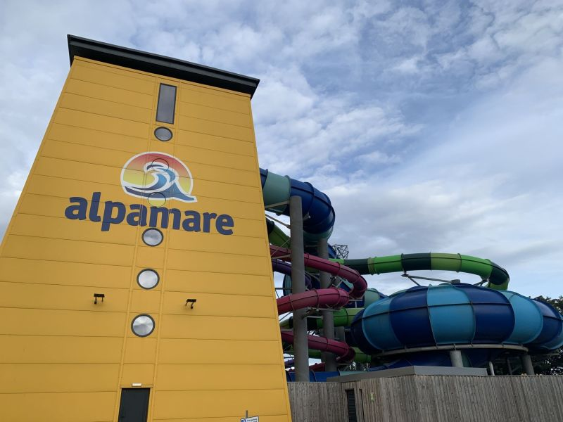 Alpamare Water Park and Spa Scarborough