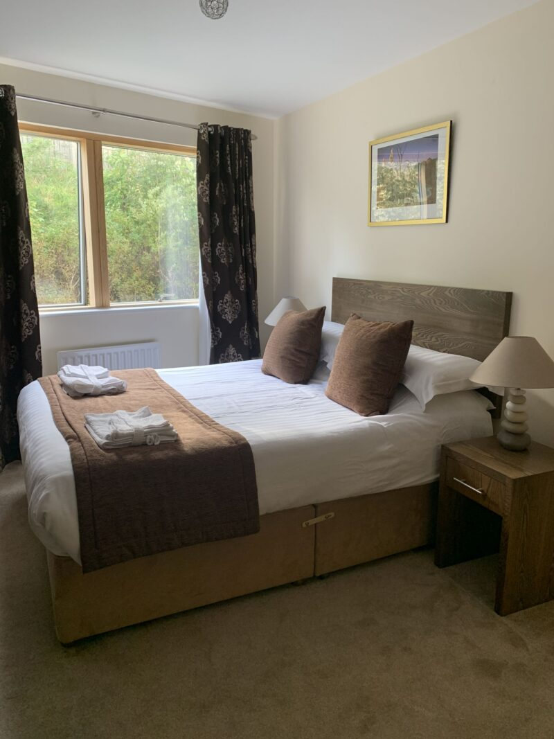 Bedroom-The-Sands-Holiday-Apartments-Scarborough-England