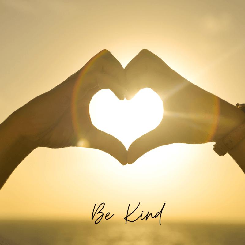 Be Kind - Caroline Flack