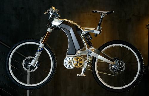 M55 Bike - Beast e-bike