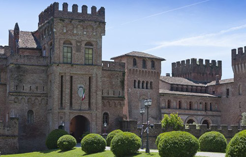 Now You Can Own A Fairy Tale Private Castle In Italy