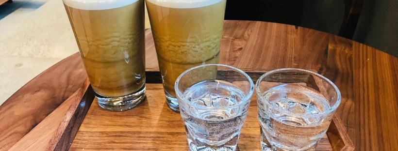 Starbucks Reserve Bar Vancouver BC