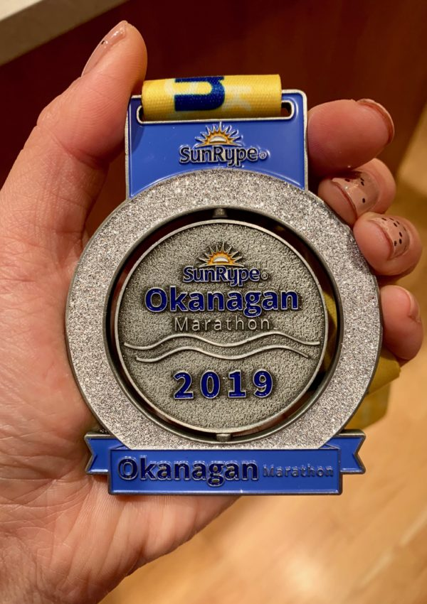 Okanagan Marathon Kelowna October 2019