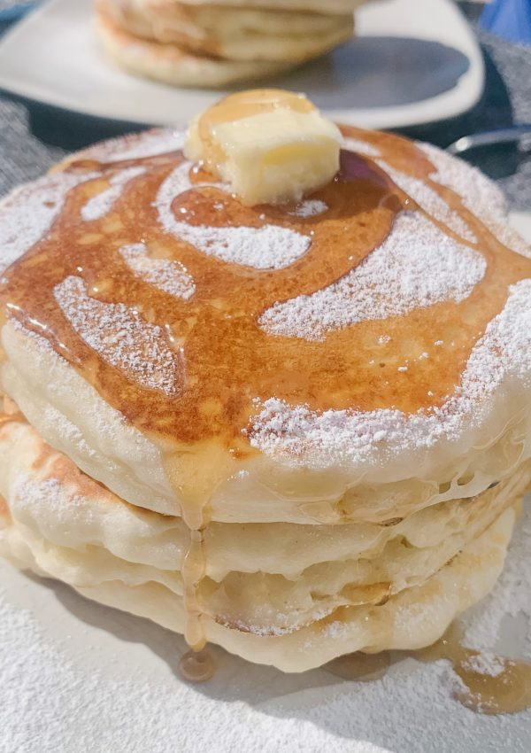 The Best Pancakes Recipe Ever