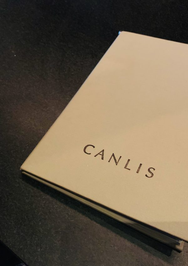 Canlis for our 8th Wedding Anniversary