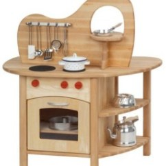 Wooden Toy Kitchens Refacing Kitchen Cabinets Before And After Play Ideal Toys For Kids Development The Life Thing