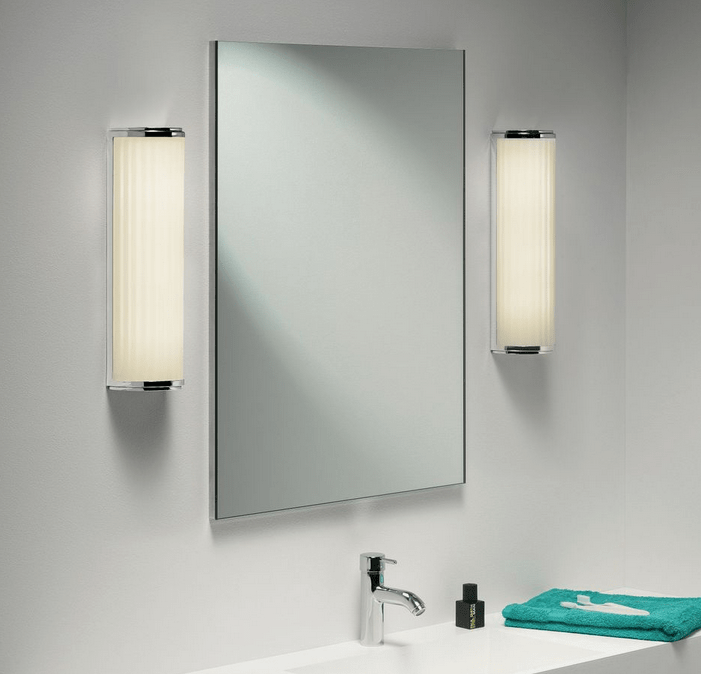Bathroom Lighting Side Of Mirror With Wonderful Example In