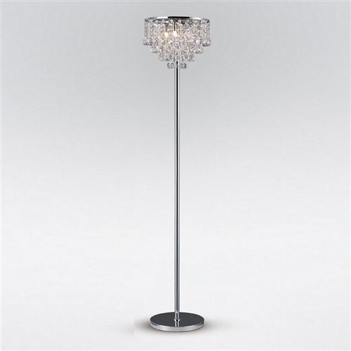 Atla Crystal Floor Lamp Il30029
