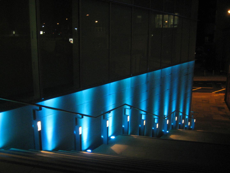 St Pauls Place Sheffield  Specialist Lighting Design