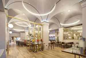 Carluccio's Marriott Regents Park, London