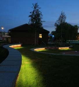 it does Lighting - Crayford Park, Kent