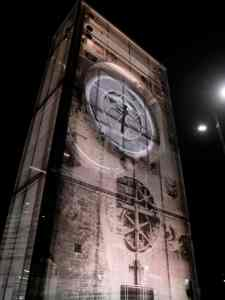 Kirkstall Bridge Clock Tower