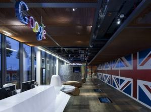 it does Lighting - Google Office, London