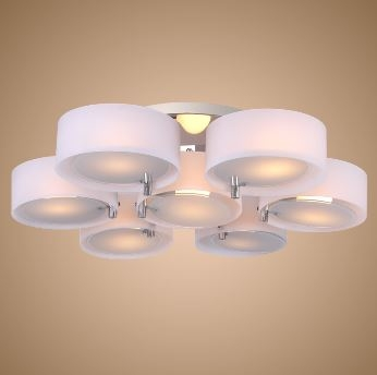 Plafondlamp Acryl Serie 700  Plafondlampen  The Lights