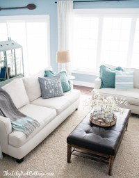 Living Room Decor Updates - Christmas Aftermath - The ...