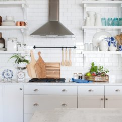 Kitchen Range Hoods Ashley Furniture Island Wood Hood The Lilypad Cottage White