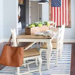 Latest Kitchen Designs Retro Tables And Chairs Old House Tour - The Lilypad Cottage