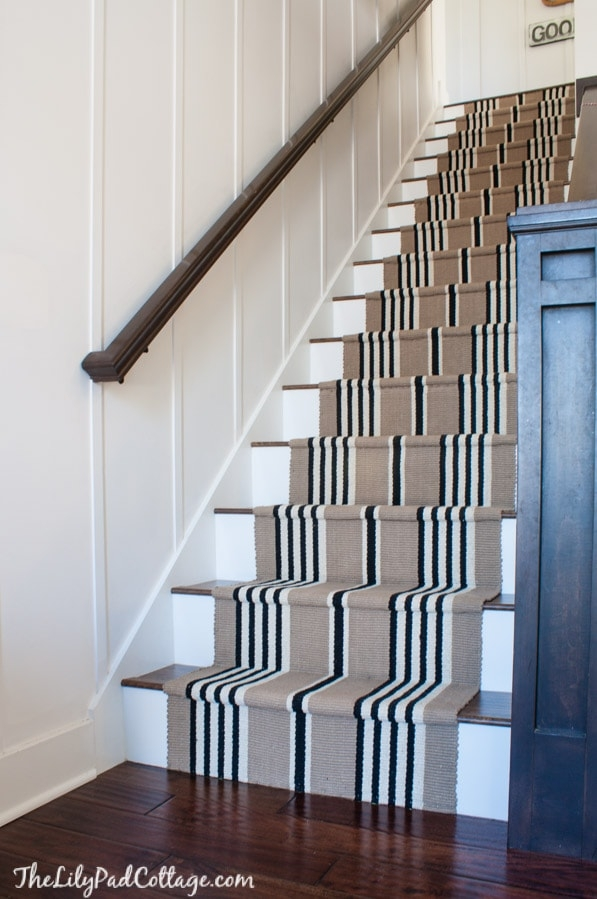 Stairway Makeover Swapping Carpet For Laminate The Lilypad Cottage | Carpeted Stairs To Hardwood | Diy | Hardwood Flooring | Middle | Old House | Staircase