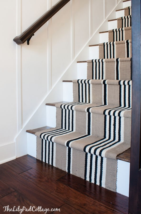 Stairway Makeover Swapping Carpet For Laminate The Lilypad Cottage | Cost To Have Stairs Carpeted | Wood | Stair Tread | Hardwood Flooring | Tile | Installation