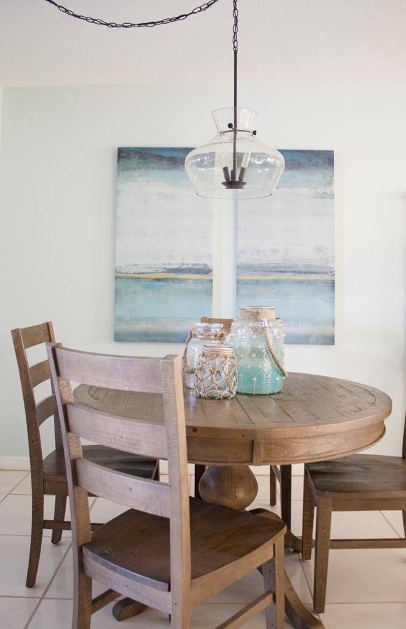 coastal living room decor images setup with corner tv dining the lilypad cottage