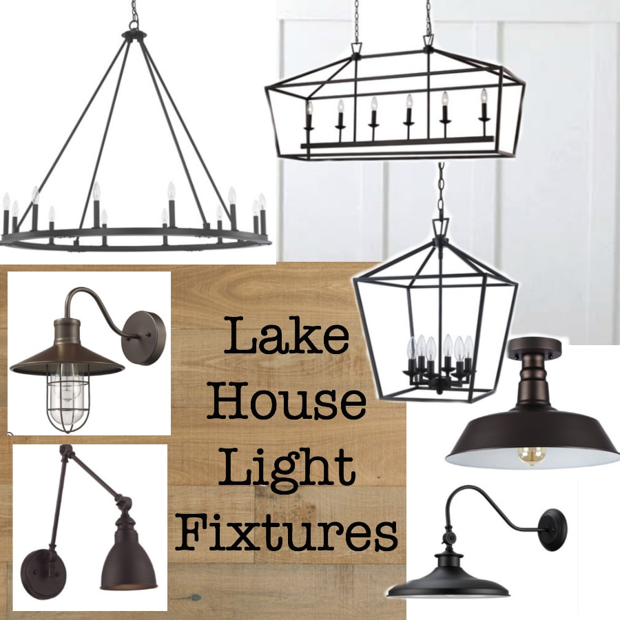 lake house light fixtures the lilypad