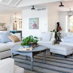 Lake House Living Room Photos White And Gray Ideas Decor The Lilypad Cottage
