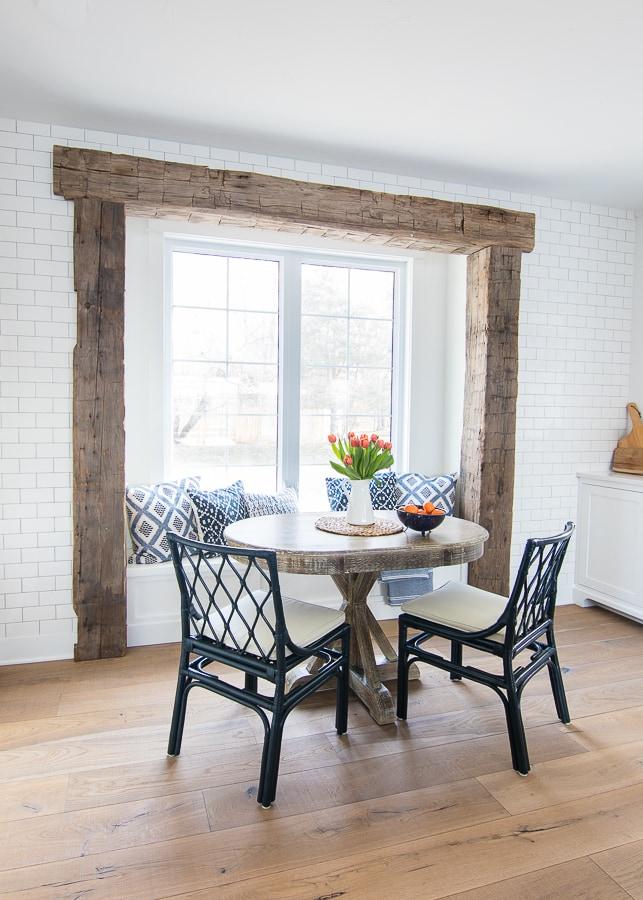 Breakfast Nook Chair