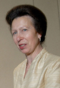 HRH Princess Anne | Photo: Marcello Casal Jr./Abr