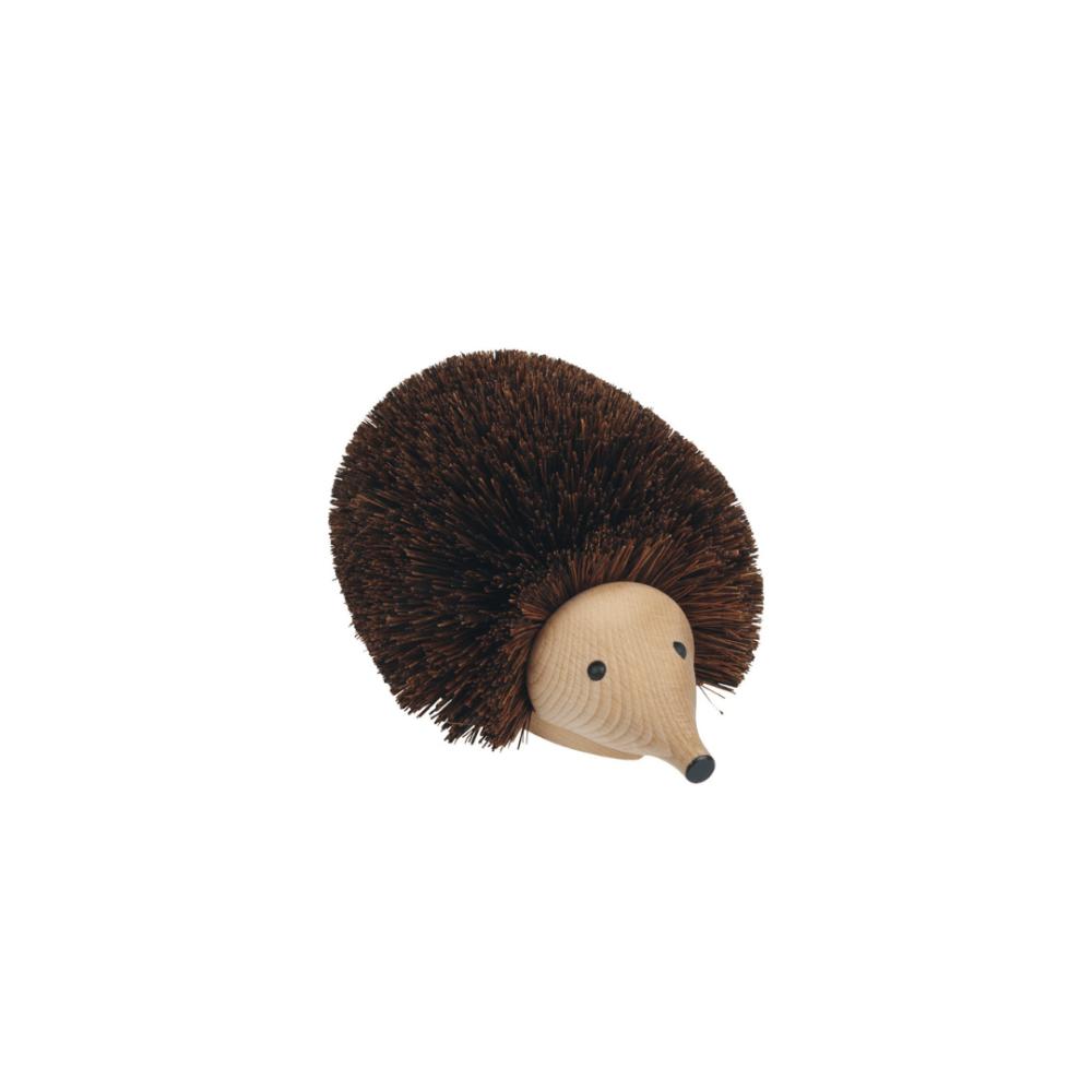 shoe cleaning hedgehog