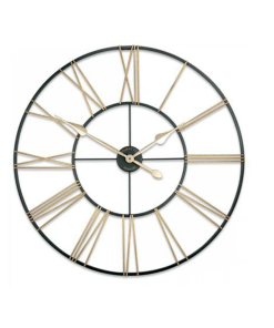 Skeleton Wall Clock Thomas Kent