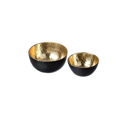 gold nest bowls