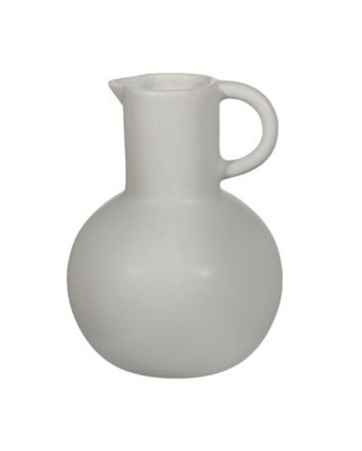 Jug Vase Grey