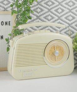 classic retro radio