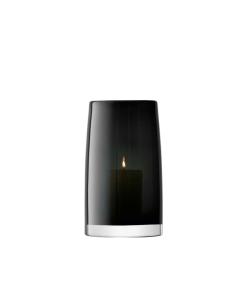 grey lantern vase