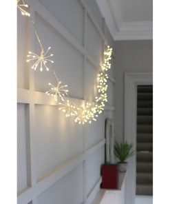 starburst fairy christmas lights