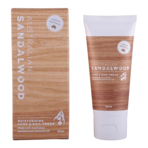 Sandalwood Hand Cream - 60ml