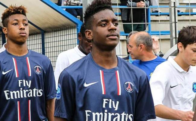 Former Paris Saint Germain Footballer Jordan Diakiese