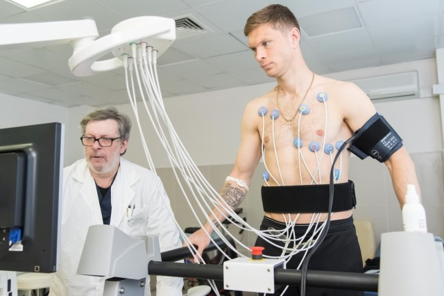 genetic testing for sports performance