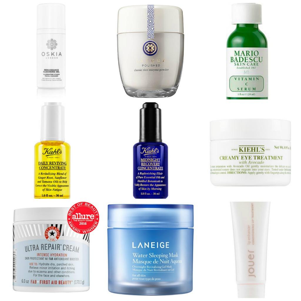 Winter Skincare Favorites