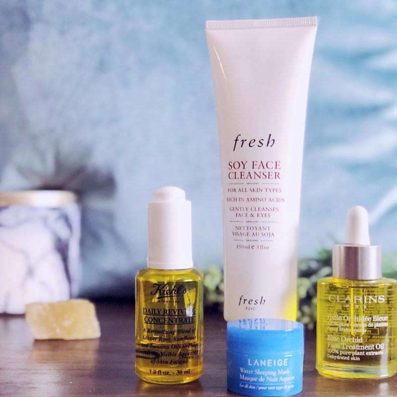 How My Skincare Routine Changes in the Winter