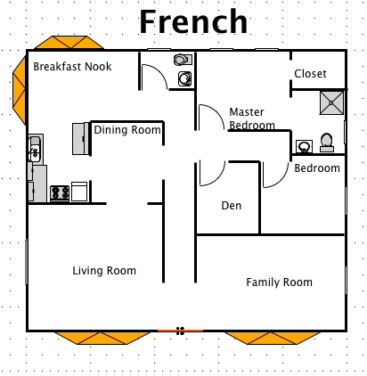 French House Style