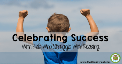 Ways to encourage struggling learners